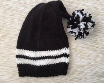 Collingwood Newborn hat/Beanie/Photography prop