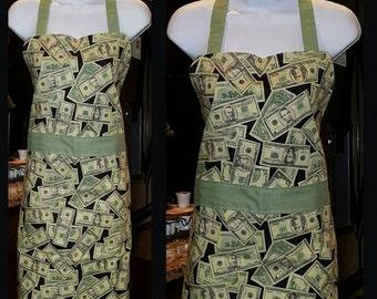 Adult Apron Money Pattern