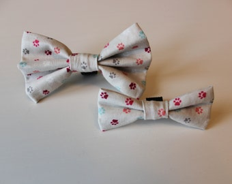 Molly Dog Bow Tie