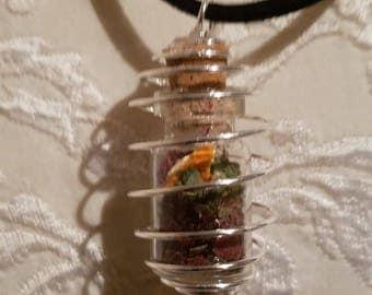 Self Love Enhancing Amulet Necklace
