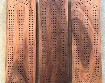 Cribbage Board, Crib