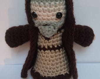 Obi-Wan Kenobi Star Wars crochet figure