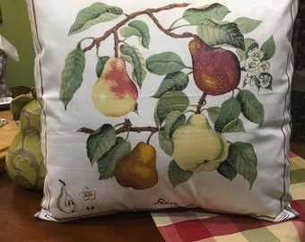 Fruit Pillow Cover
