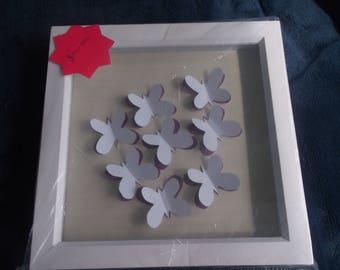 3d buterflies