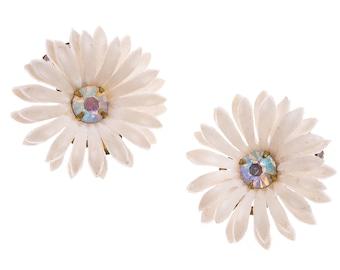 Sixties Daisy Earrings