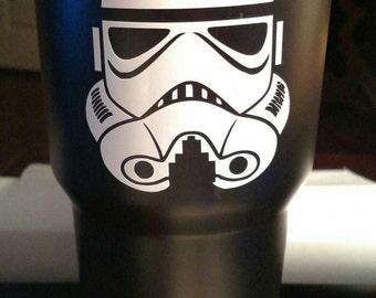 Storm Trooper 30oz. Yeti *** Free Shipping***