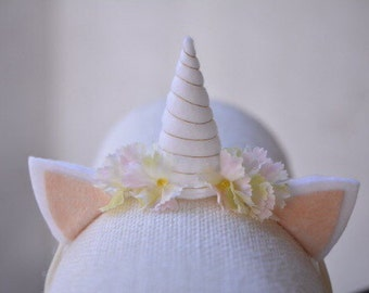 Unicorn crown | first birthday | photography | cake smash