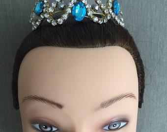 Ballet headpiece ready to ship.