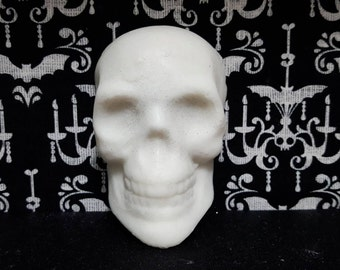 Large Skull Soap
