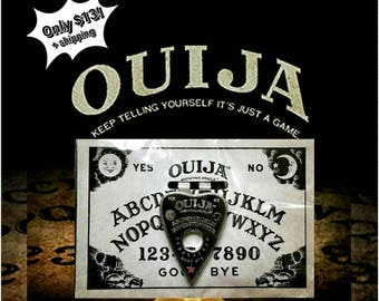 Ouija Money Clip