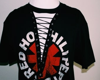 Red Hot Chili Peppers Laced Up Tee