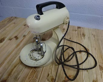 """Vintage """"Ritemp"""" Electric Mixer/Made by English Company English Electric/1950s"""