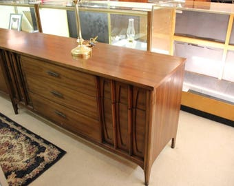 Kent Coffey Town House Triple Dresser Mid Century Modern, Pick Up
