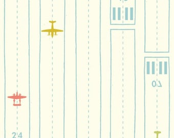 Take Off, Trans-Pacific Collection, Jay-Cyn Designs, Birch Fabrics, Organic Quilting Cotton