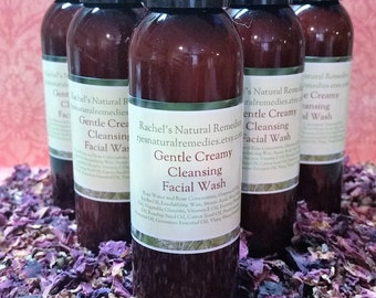 Gental Creamy Cleansing Facial Wash