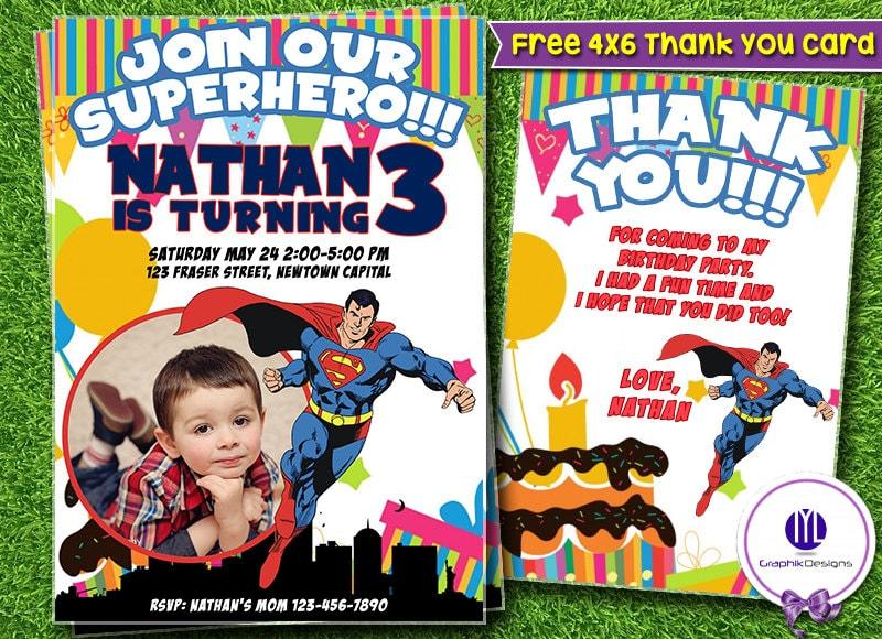 Superman invitation superman invites superman printable superman invitation superman invites superman printable superman party superman ideas superman stopboris Choice Image