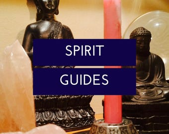 Spirit Guide Oracle Card Reading