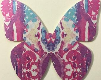 Butterfly Greetings Card -Handmade