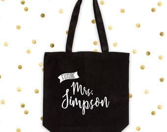 Future Mrs. Tote Bag