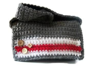 Handbag - sock Style