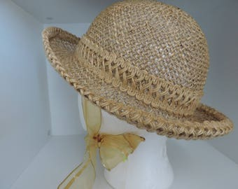 Straw - rush of sea - summer Hat Hat