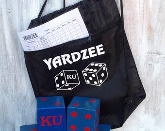 Kansas Jayhawks Yardzee