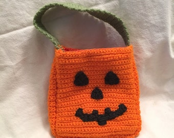 Toddler Trick-or-Treating Tote