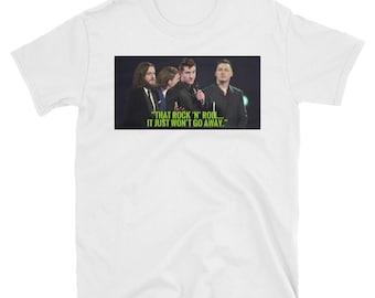 Arctic Monkeys - Brit Awards T-Shirt