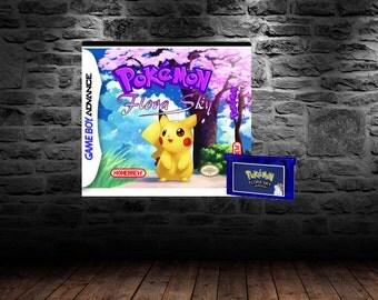 Pokemon Flora Sky - Close the Portal before it's too late in this all-new Pokemon Adventure - GBA - Pokemon Emerald