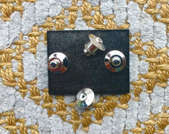 10 Pack Locking Pin Clutches Holiday Sale