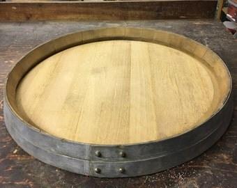 Large Barrel end lazy susan