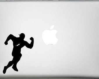 The Flash Decal-Computer Decal