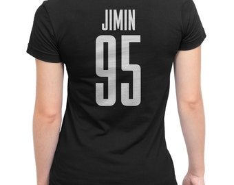BTS Jimin 95 dames T-SHIRT