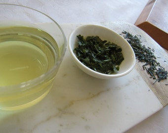 Japanese Sencha Green Tea, Healthy Tea, Green Tea, Loose Leaf Tea, Quality Tea, Antioxidants, Vitamin C, Healthy Drinks, Tea, InfiniTeas