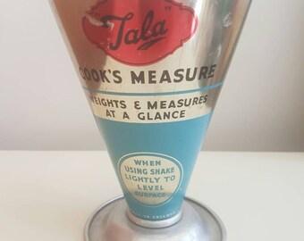 TALA Cooks Measure - Vintage - Blue - Measuring Cup