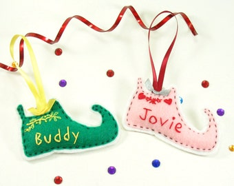 Buddy The Elf Ornament Jovie Ornament, Cool Gifts, Christmas Ornament, Unique Gifts, Elf The Movie,