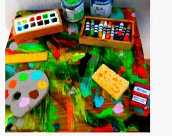 Artist Studio 1/6 th