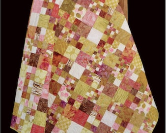 Rose Jelly Quilt Pattern