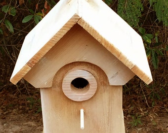 Fancy Bird House
