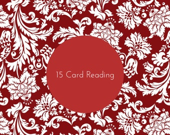 15 Card Tarot Reading