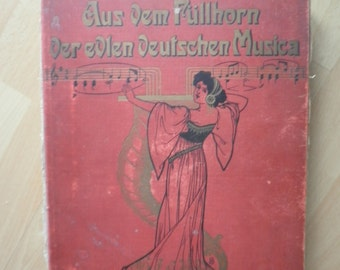 From the cornucopia of noble German Musica