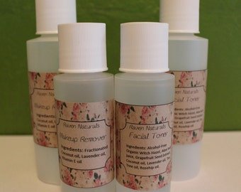 Natural Makeup Remover & Face Cleanser