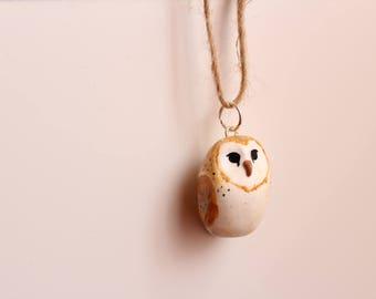 OWL (Barn owl)