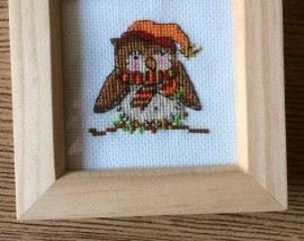 Chritmas Owl