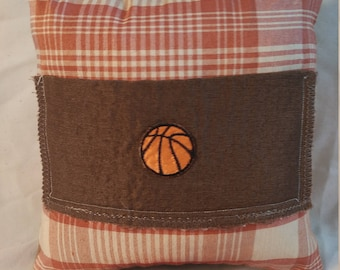 Basketball Pocket Pillow