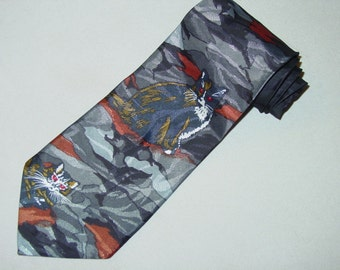 Cat Necktie, Kitty Necktie Available  2 Colors