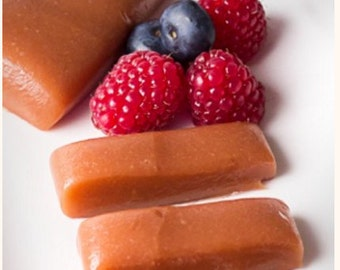 Homemade Very Berry Caramels - 1 Pound