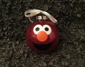 Elmo christmas ornament | Etsy