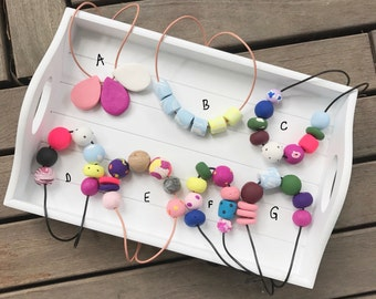 Bright lights necklace
