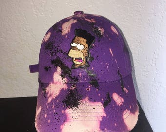 Purple homer on lean